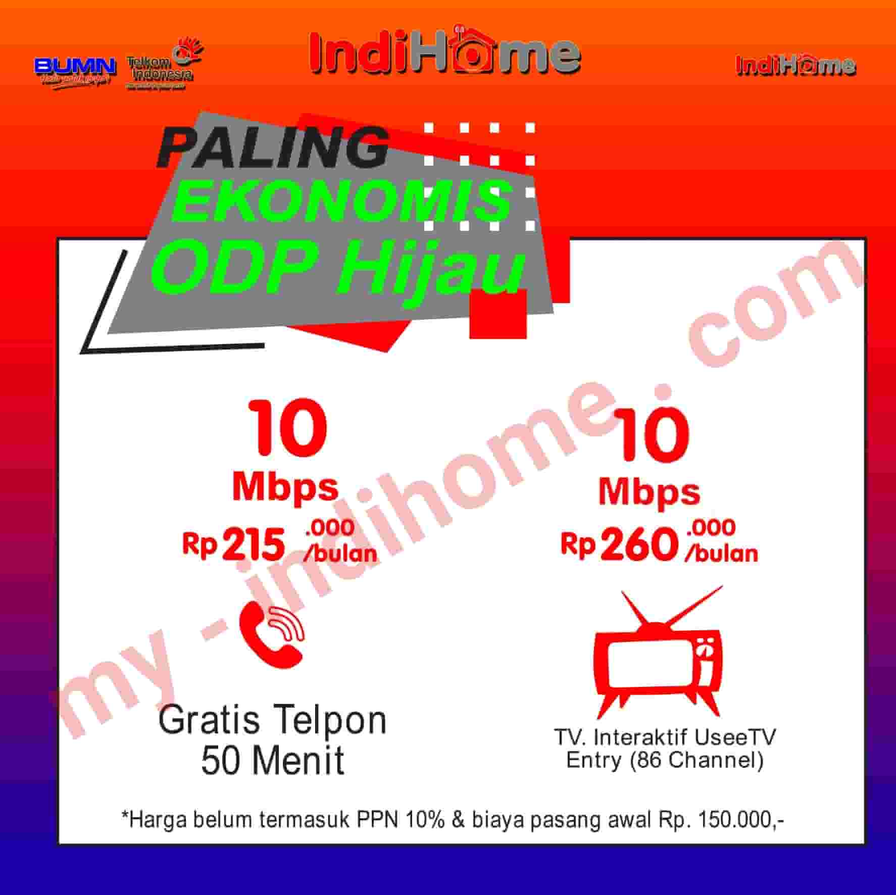 Paket Lower Value Indihome