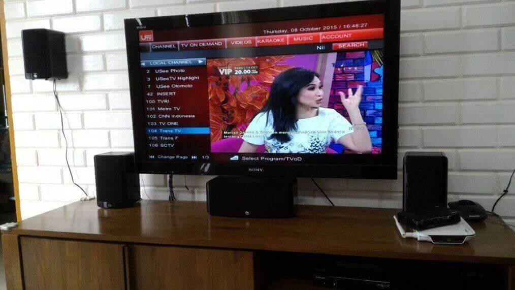 TV 4K STB