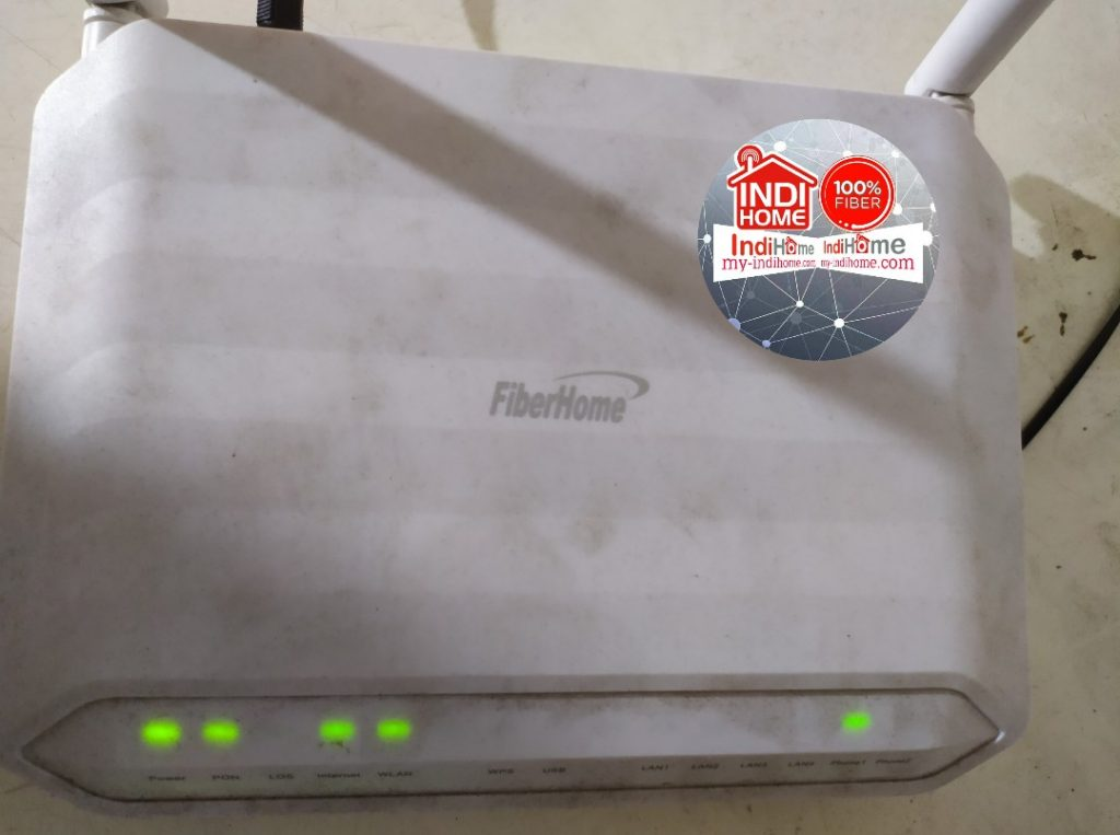 Cara ganti password indihome modem fiberhome